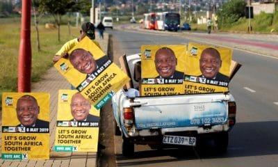 [object object] - ANC 2019 400x240 - Sul-africanos dão nova chance ao ANC, mas queda é histórica e diminui capital político do presidente Ramaphosa