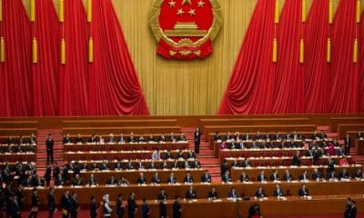 - Assembleia Popular China 400x240 - Deputados na China não recebem salários