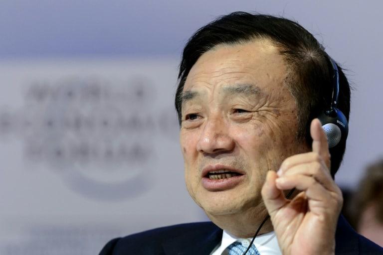 fundador da huawei diz que eua 'subestima' sua empresa - Fundador da Huawei - Fundador da Huawei diz que EUA 'subestima' sua empresa