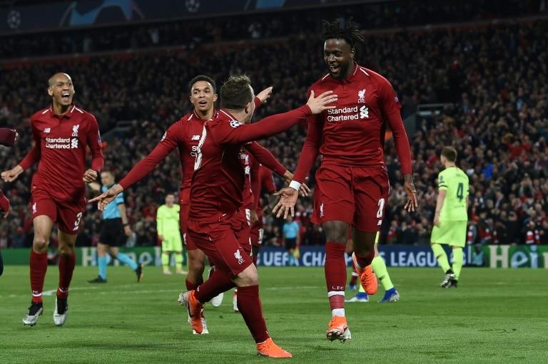liverpool goleia barcelona e está na final da champions - Liverpool - Liverpool goleia Barcelona e está na final da Champions