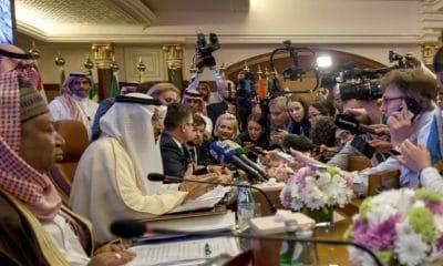 - Ministro saudita da Energia Khalid Al Faleh  400x240 - Arábia e Emirados decidem manter nível da produção de petróleo