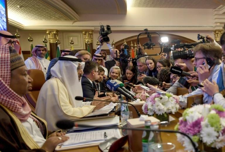 arábia e emirados decidem manter nível da produção de petróleo - Ministro saudita da Energia Khalid Al Faleh  - Arábia e Emirados decidem manter nível da produção de petróleo