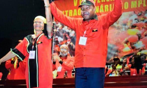 - sergio luther Rascova 590x354 - Luther Rescova foi eleito líder do MPLA em Luanda