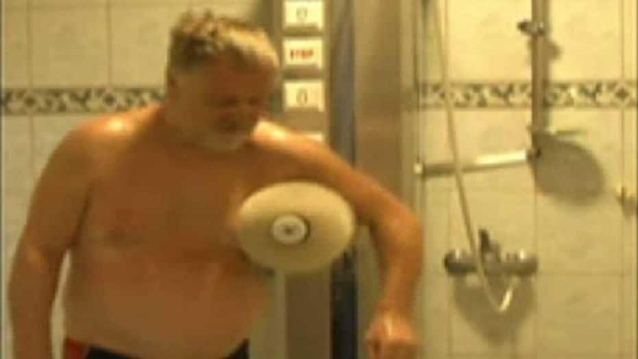 - whashing - Finlandês inventa máquina de banho inspirada nas lavagens de carros