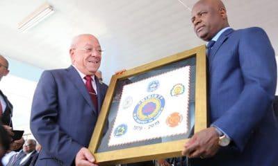 - Angelo Tavares e Ngongo 400x240 - Ministério do Interior reconhece Ex-Ministros pelos Serviços prestados à Nação