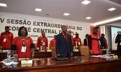 comité central do mpla reunido para apreciação das 134 candidaturas a membros do próximo cc alargado, - CC MPLA JUNHO 400x240 - Comité Central do MPLA reunido para apreciação das 134 candidaturas a membros do próximo CC alargado,