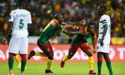 - Camar  es Guine 400x240 - CAN2019: Camarões vence Guiné (2-0)