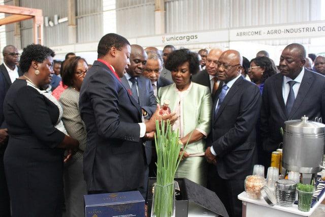 custos de produção em angola são os mais altos da sadc - Ministra Industria Angola - Custos de produção em Angola são os mais altos da SADC