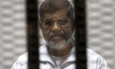 - Mohamed Morsi 400x240 - ONG pede investição a morte do ex-presidente do Egito Mohamed Morsi