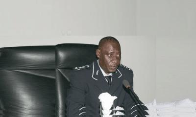 - comiss  rio Francisco Massota 400x240 - Comissário denuncia efectivos fantasmas na Polícia