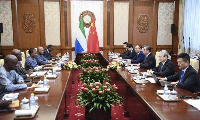 - ministros africanos e china 400x240 - Ministros africanos estão em Beijing para discutir cooperação estreita com China
