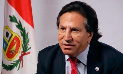 - Alejandro Toledo 400x240 - Ex-presidente do Peru detido no âmbito do caso Odebrecht