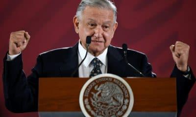 - Andr  s Manuel L  pez Obrador 400x240 - Presidente do México lamenta destino de El Chapo