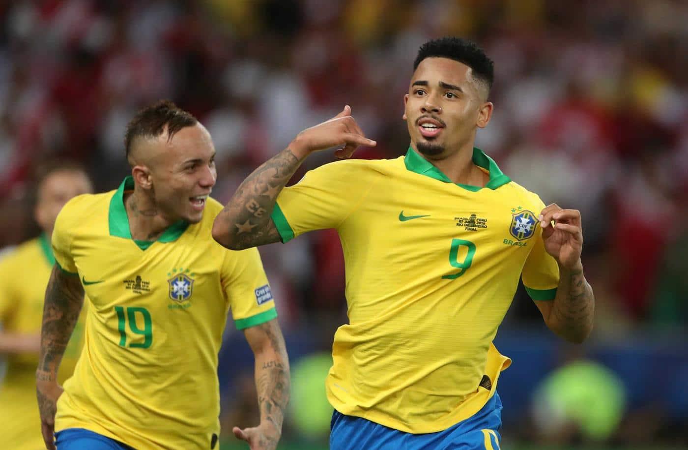 brasil conquista a copa américa - BRASIL - Brasil conquista a Copa América