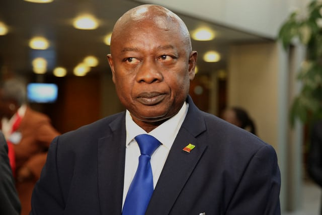 situação política na guiné-bissau ainda não é estável - Cipriano Cassam   - Situação política na Guiné-Bissau ainda não é estável
