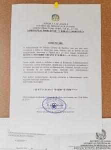 administrador distrital do benfica diz ser falso documento que circula nas redes sociais - FB IMG 1563568445775 223x300 - Administrador Distrital do Benfica diz ser falso documento que circula nas redes sociais