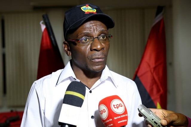 candidatura de lopes funete a secretário nacional da jmpla chumbada pelo bp do mpla - FUNETE - Candidatura de Lopes Funete a Secretário Nacional da JMPLA chumbada pelo BP do MPLA