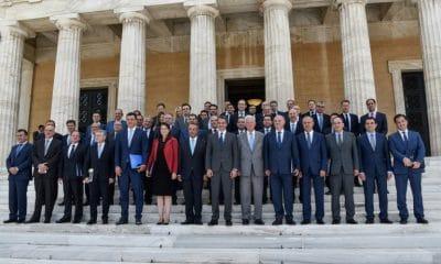 novo governo da grécia reconhece guaidó como presidente interino da venezuela - Governo conservador grecia 400x240 - Novo governo da Grécia reconhece Guaidó como presidente interino da Venezuela