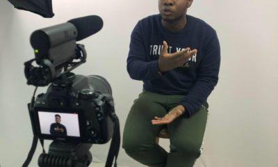 - Isarael campos 400x240 - Israel Campos representa Angola na conferência de jovens jornalistas em Londres