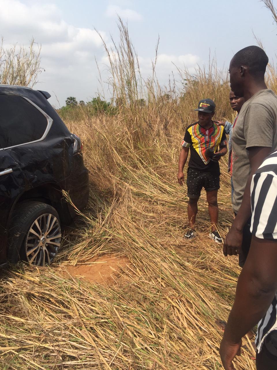 músicos angolanos saem ilesos de acidente de viação - SAVE 20190709 211131 - Músicos angolanos saem ilesos de acidente de viação