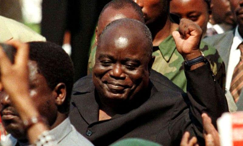 militar condenado pelo assassinato de laurent kabila morre na prisão - laurent desire kabila - Militar condenado pelo assassinato de Laurent Kabila morre na prisão