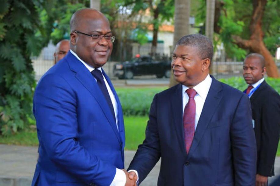 luanda acolhe cimeira quadripartida de membros dos grandes lagos - tshisekedi e JLO - Luanda acolhe cimeira quadripartida de membros dos Grandes Lagos