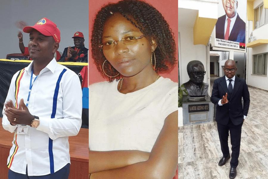 três candidatos disputam liderança da jmpla em luanda - 7 - Três candidatos disputam liderança da JMPLA em Luanda