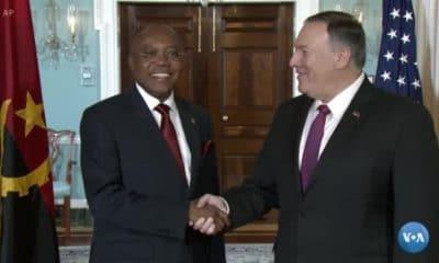 - Estado Mike Pompeo e manuel Augusto 400x240 - Encontro entre João Lourenço e Donald Trump está em discussão