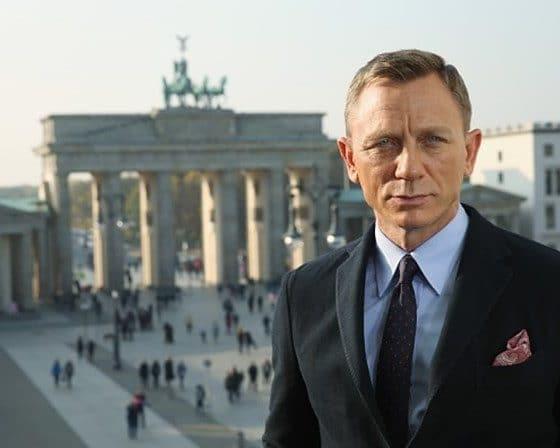 - James Bond 560x448 - Novo filme de James Bond já tem nome e data de estreia marcada