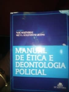 - Manuel de e  tica policial 225x300 - Ética e Deontologia Policial traduzida em livro