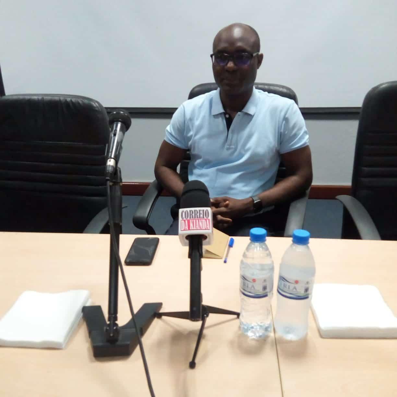 - Rafael Mrques - Rafael Marques recebe apoio do Projeto de Reportagem sobre Corrupção e Crime Organizado