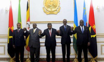 - SADC 400x240 - Uganda e Ruanda assinam acordo que põe fim a acusações mútuas