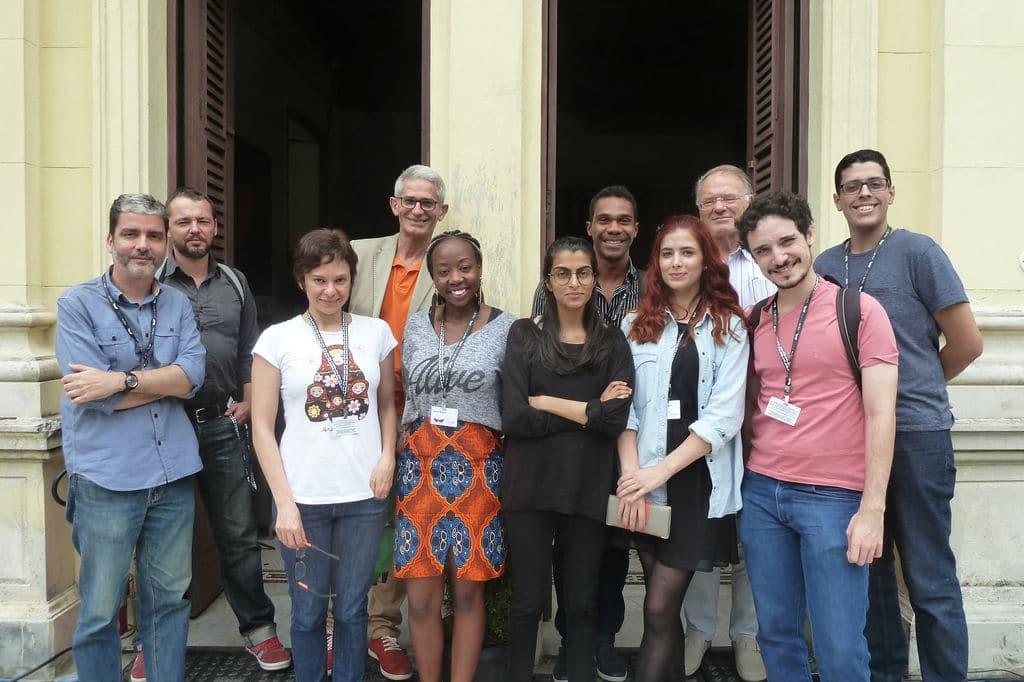 - Talent Press Rio - Goethe-Institut abre candidaturas para a 4ª edição do Talent Press Rio