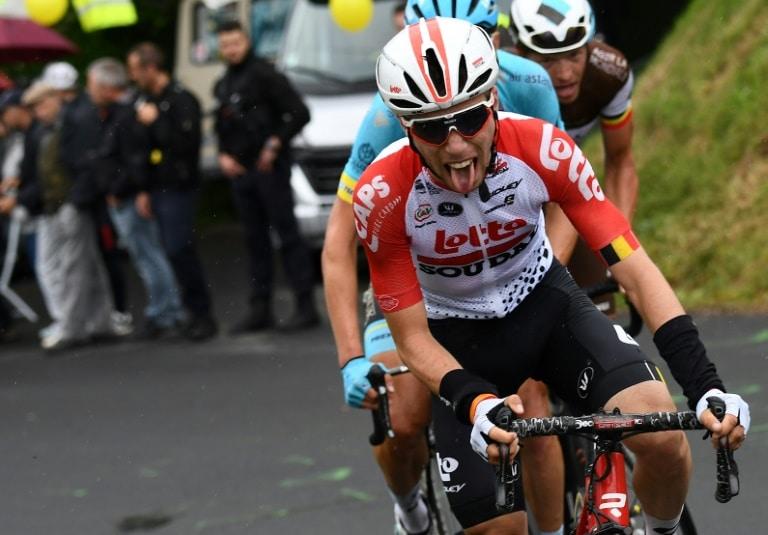 ciclista belga cai e morre durante volta à polônia - ciclista belga Bjorg Lambrecht - Ciclista belga cai e morre durante Volta à Polônia