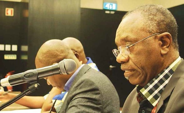 - tony nzinga - Reverendo Tony Nzinga aborda desafios e perspectivas de Angola