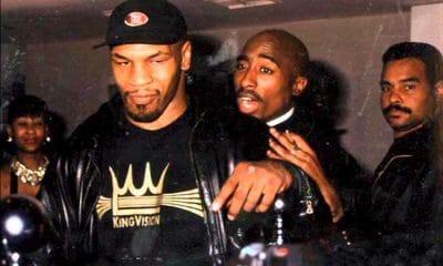 - tyson tupac 400x240 - Mike Tyson revela sua lista dos 50 melhores rappers de todos os tempos