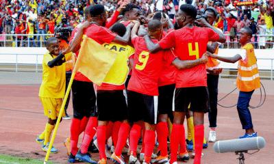 - Angola 400x240 - Angola sobe um lugar no ranking da FIFA