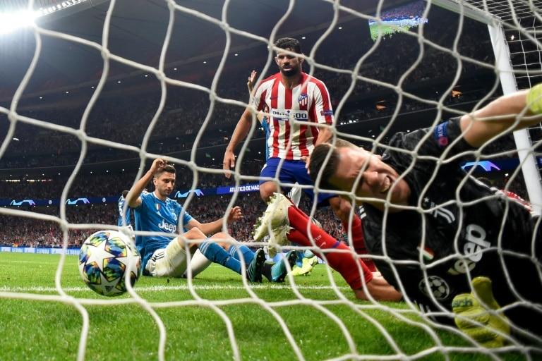 - Atletico - Juventus e Atlético empatam em estreia na Champions