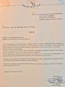 - IMG 20190927 WA0067 225x300 - Rádio despertar suspende jornalista por tentar promover debate sobre liderança da UNITA