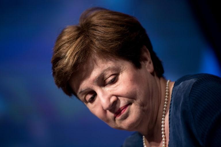 - Kristalina Georgieva em 2018 - Trégua entre EUA e China não evitará impacto na economia, adverte FMI