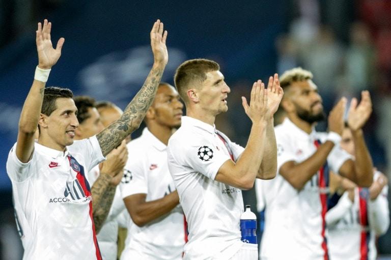 - PSG - PSG estreia na Champions com vitória sobre Real Madrid