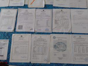 """- documentp pau grande2 300x225 - Rede de falsificadores do """"pau grande"""" desmantelado pelo SIC"""