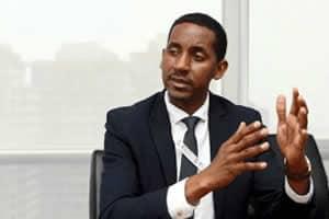 os 35 jovens mais influentes da política angolana - Adilson Sequeira - Os 35 jovens mais influentes da política angolana