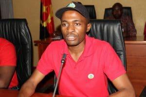 os 35 jovens mais influentes da política angolana - Crispiano dos Santos - Os 35 jovens mais influentes da política angolana