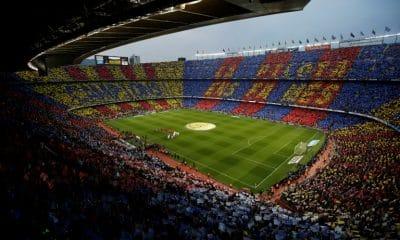 - Est  dio Camp Nou 400x240 - Tensão na Catalunha provoca adiamento do clássico Barcelona-Real Madrid