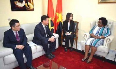 - MPLA e PCC 400x240 - MPLA e Partido Comunista Chinês reforçam cooperação