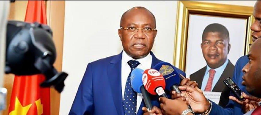 angola apoia primeiro-ministro guineense aristides gomes - Manuel Augusto - Angola apoia primeiro-ministro guineense Aristides Gomes