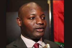 os 35 jovens mais influentes da política angolana - Mfuca Muzemba - Os 35 jovens mais influentes da política angolana