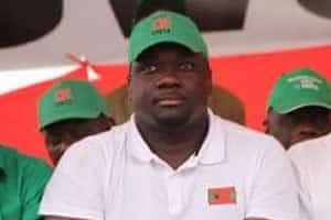 os 35 jovens mais influentes da política angolana - Rafael Massanga Savimbi 1 - Os 35 jovens mais influentes da política angolana