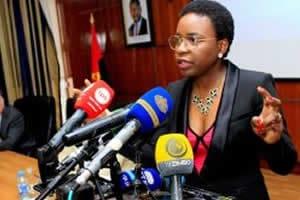 os 35 jovens mais influentes da política angolana - Vera Daves - Os 35 jovens mais influentes da política angolana